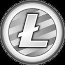 Litecoin LTC 심벌 마크